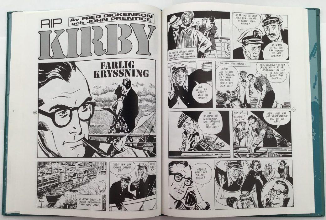 Farlig kryssning, en episod från 1962