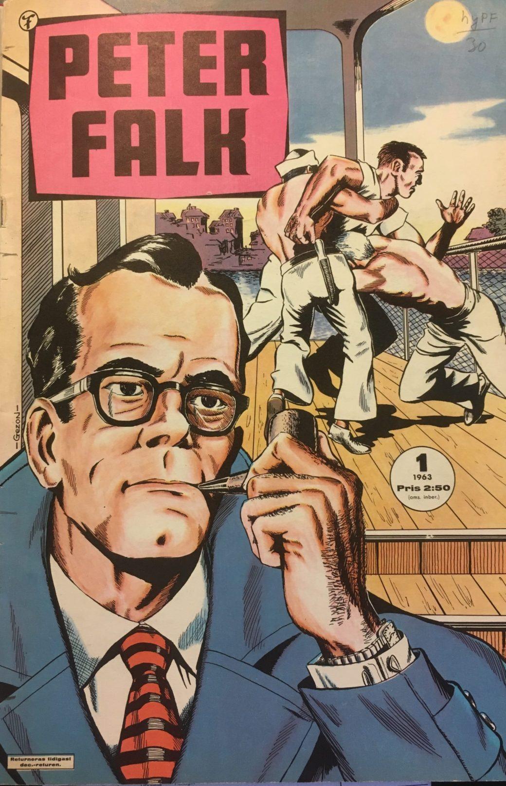 Peter Falk nr 1, 1963