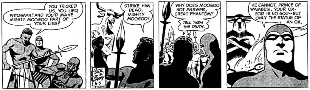 Dagsstrippen från den 5 juni 1962