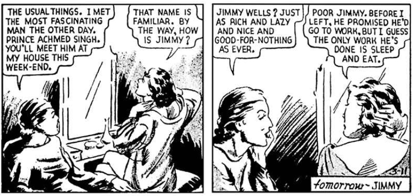 Ur strippen från den 11 mars 1936