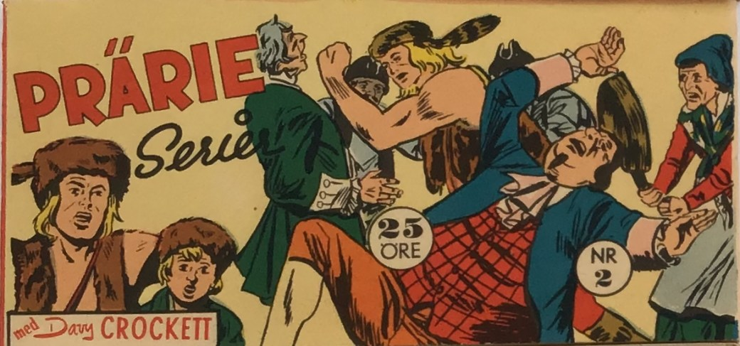 Prärieserier nr 2, 1959