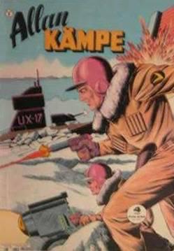 Allan Kämpe nr 4, 1963