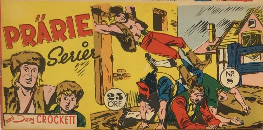 Prärieserier nr 8, 1959