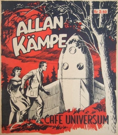 Allan Kämpe julalbum 1951