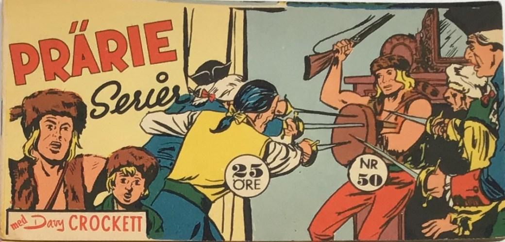 Prärieserier nr 50, 1958