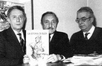 Sinchetto, Sartoris och Guzzon, dvs. EsseGesse