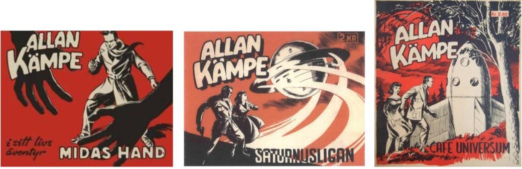 Allan Kämpe som julalbum