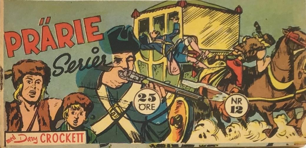 Prärieserier nr 12, 1959