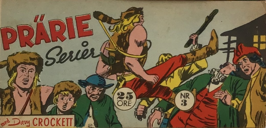 Prärieserier nr 3, 1959