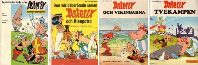 Albumen med Asterix blev en stor framgång för ©Hemmets Journal