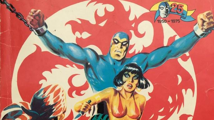 Rogers Seriemagasin: Stora jubileumsboken med Fantomen