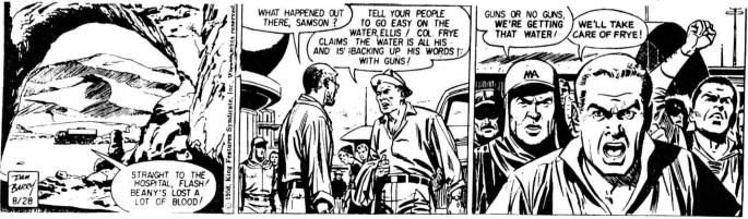 Originalstrippen från 8 augusti 1958
