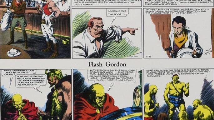 Rogers Seriemagasin: Om Don Moore, manusförfattare av Flash Gordon och Jungle Jim