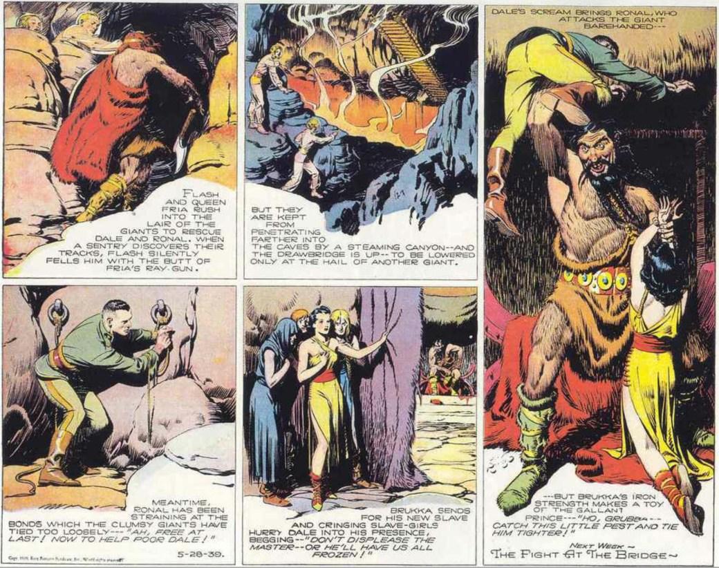 Don Moore var manusförfattare till Flash Gordon