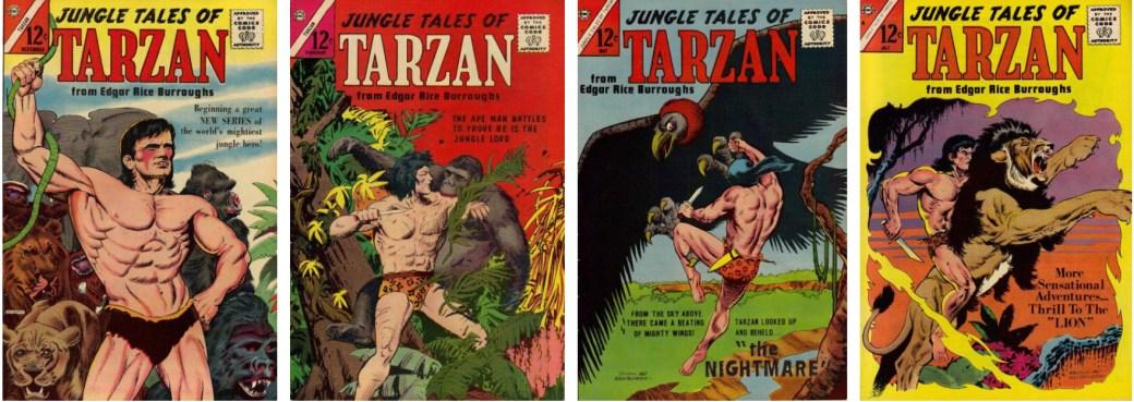 Fyra nummer gavs ut innan titeln upphörde
