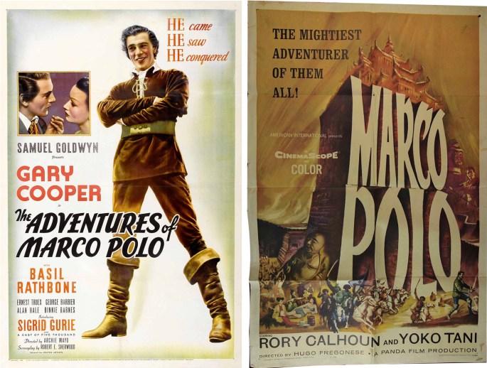 Filmaffischer från 1938 och 1962. ©UA/Panda