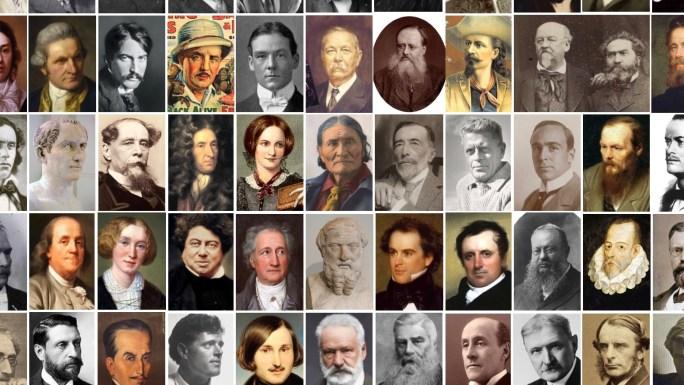 Rogers Seriemagasin: Författarna bakom Illustrerade klassiker