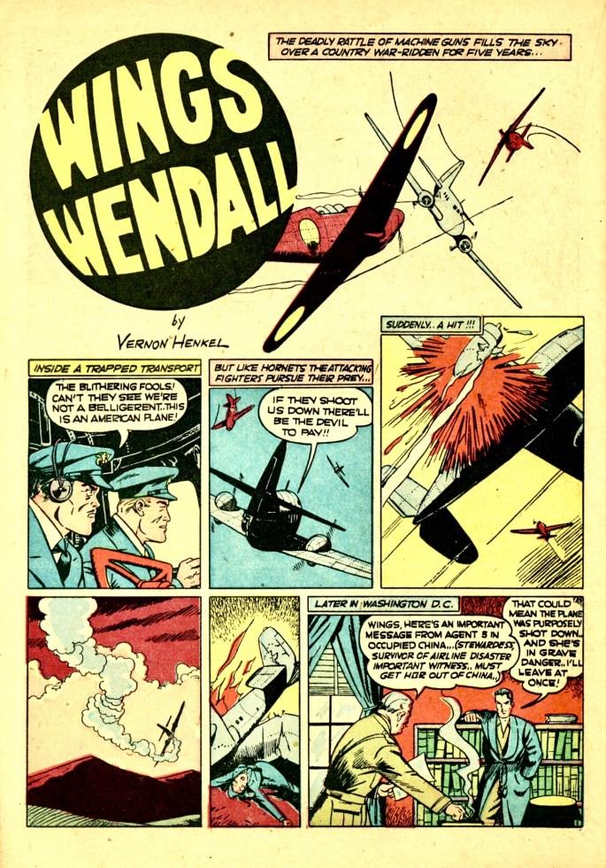 Motsvarande sida i original ur Smash Comics #29 (december 1941). ©Quality