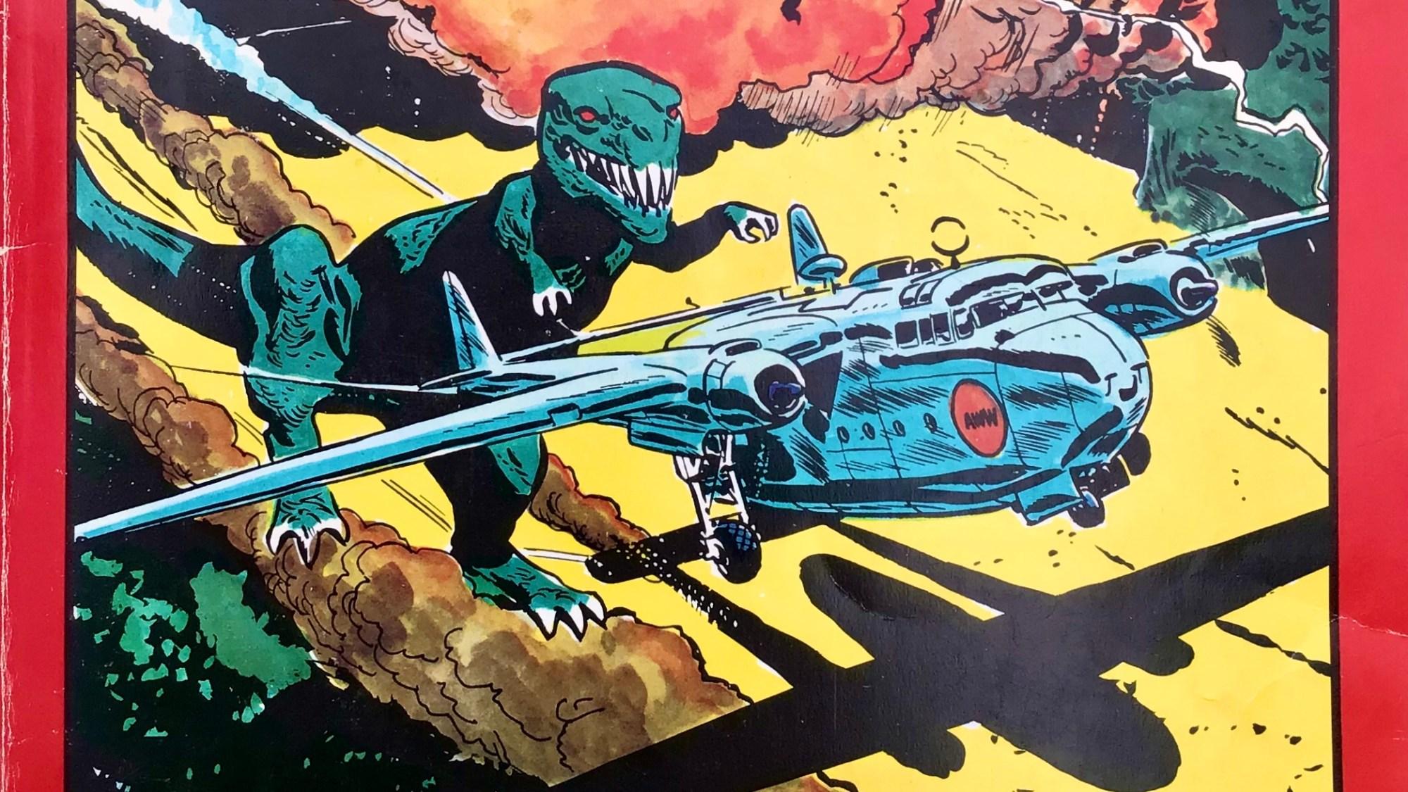 Comics 6, den stora serieboken