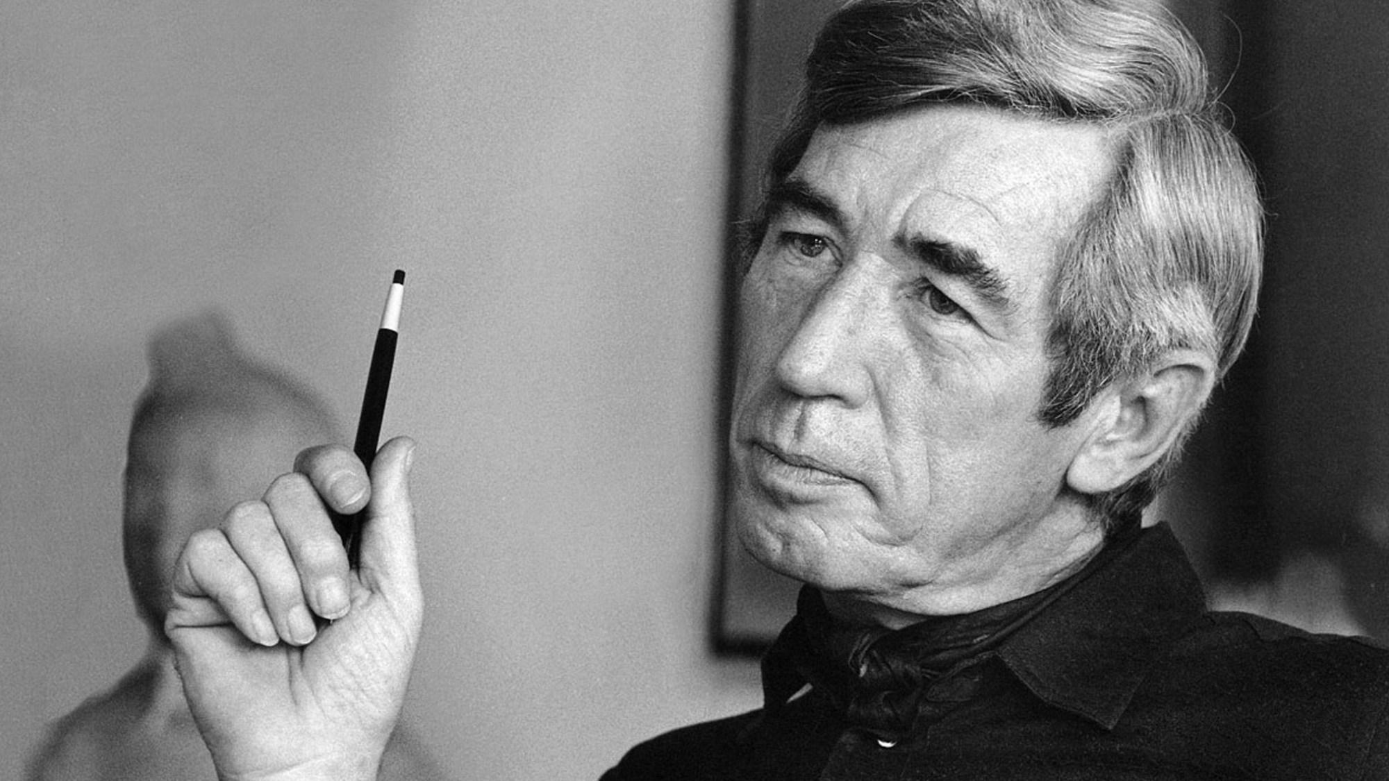 Georges Remi, alias Hergé