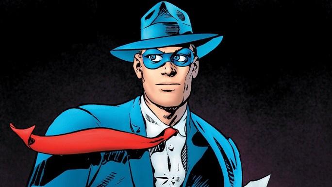 Den seriefigur Eisner framförallt förknippas med är The Spirit. ©DC