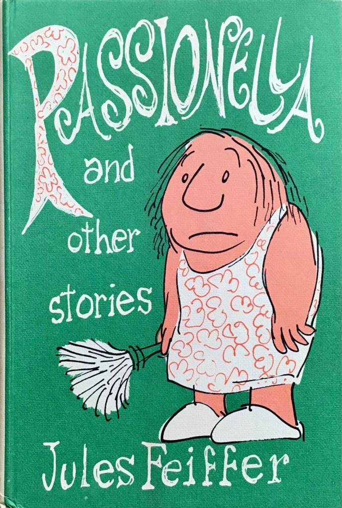 Passionella är som grafisk berättelse en variant på historien om Askungen (Cinderella), som ingick i samlingsvolymen Passionella and Other Stories (1957).