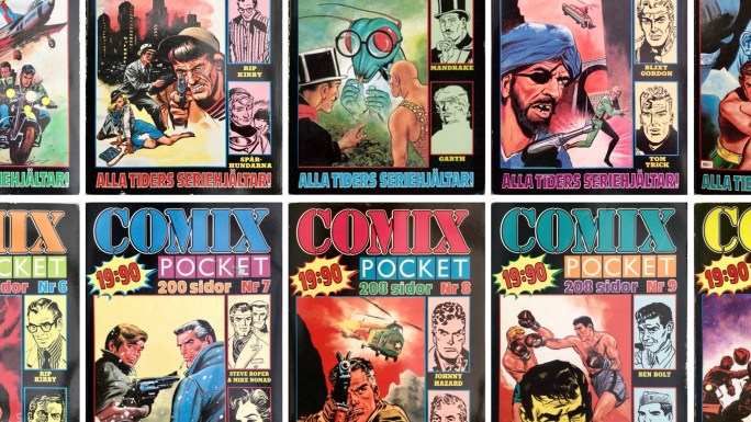 Comix pocket
