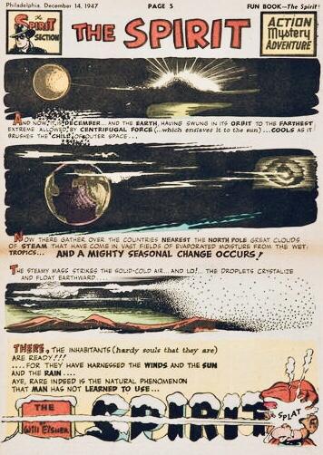 Inledande sida i original, från 14 december 1947. ©Register&Tribune