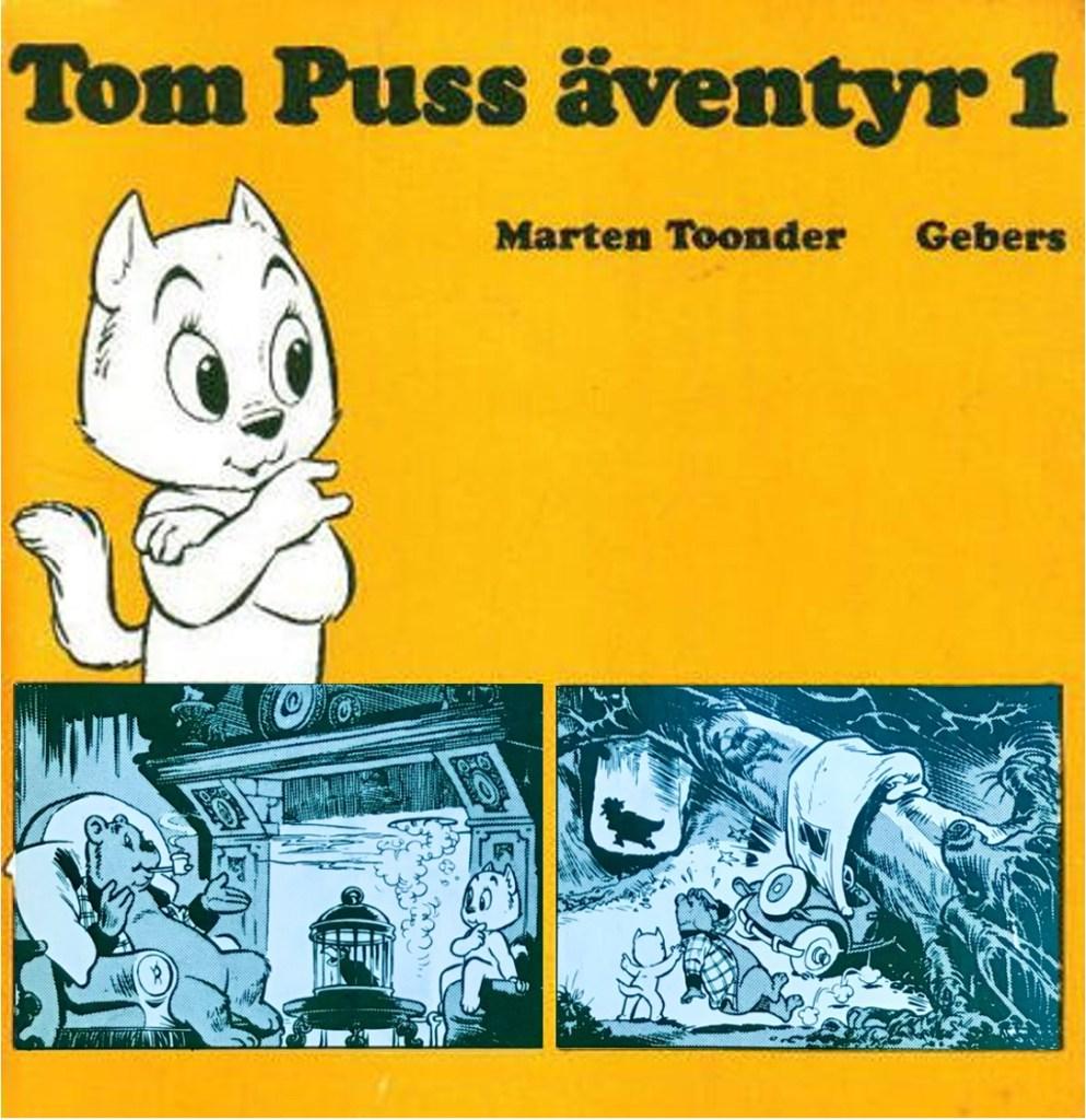 Tom Puss äventyr 1