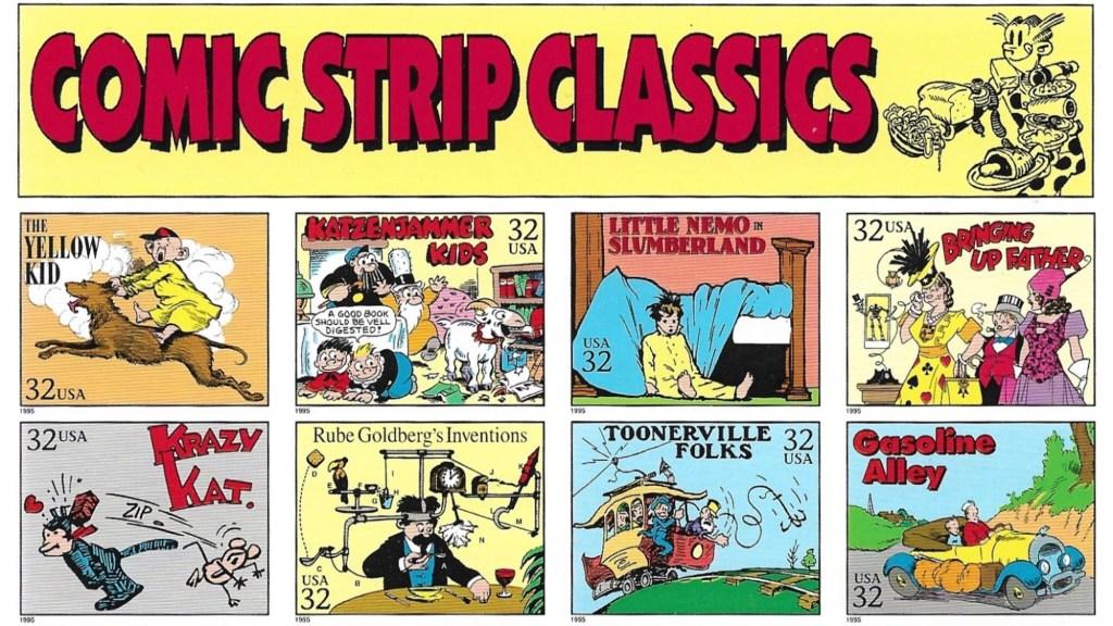 Comic Strip Classics