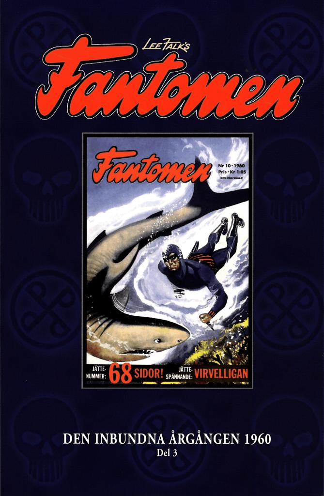 Artikeln har tidigare varit publicerad i Fantomen den inbundna årgången 1960, del 3 av 3. ©Egmont