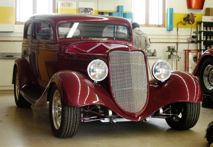 34 Ford Vicky