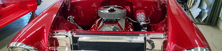55 Chevy Nomad