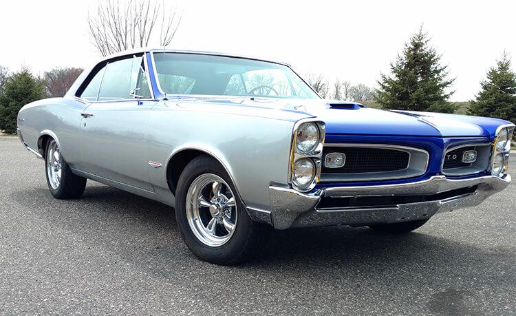 66 Pontiac GTO