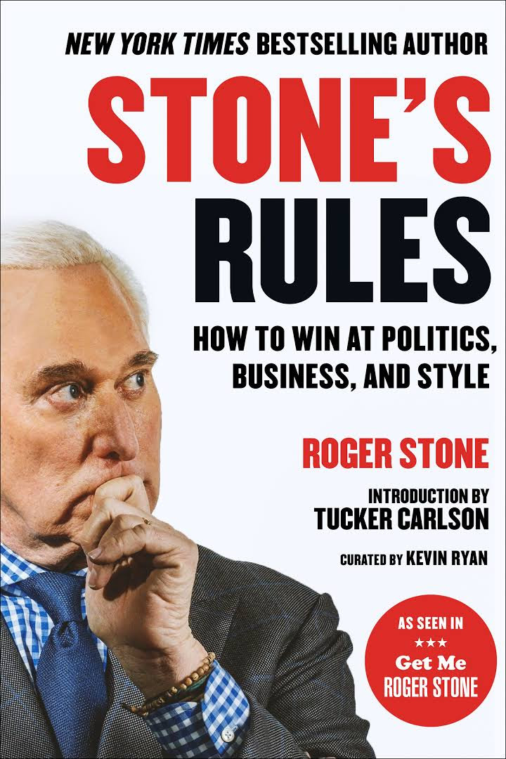 Signed Copy of Stone's Rules