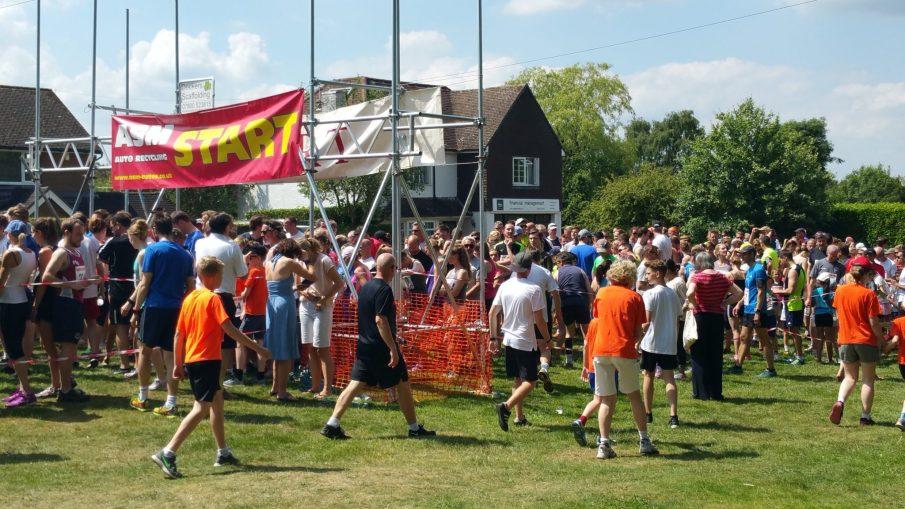 Penn Seven and Super Fun Run in aid of Buckinghamshire Mind