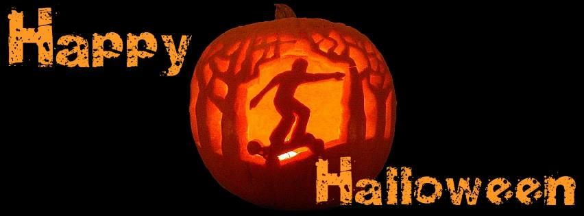 Halloween Mountainboarder