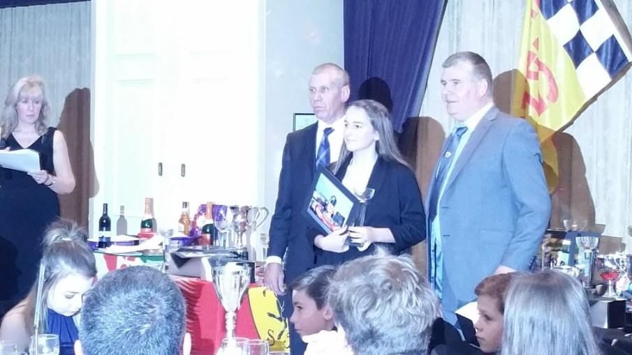 Rissington Kart Club Awards Evening