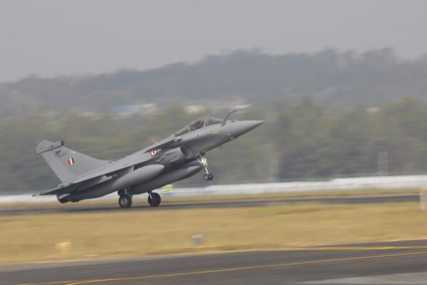 Aero India 2021 Flying Display
