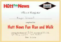 Hutt News Fun Run 2014