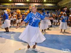 BAIANA, gardiennes de la Tradition Africaine du Carnaval
