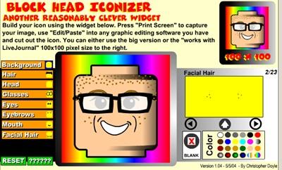 Créer un avatar en légo et en ligne
