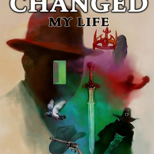 ROBERT E. HOWARD CHANGED MY LIFE front cover