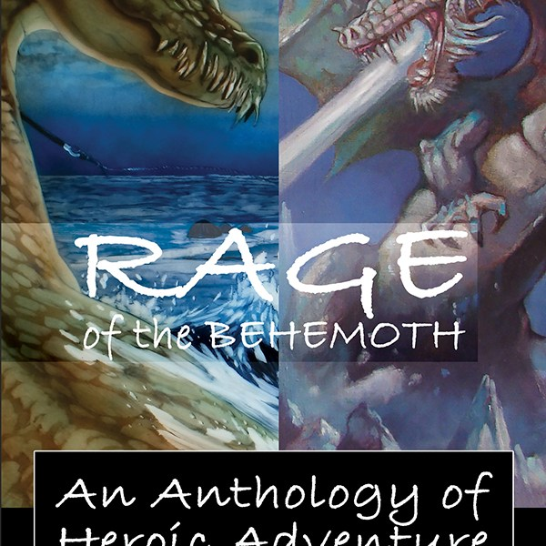 RAGE OF THE BEHEMOTH front cover