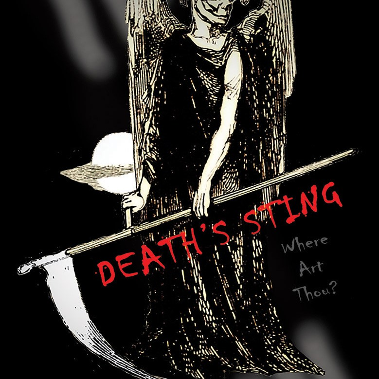 DEATH'S STING--WHERE ART THOU? front cover