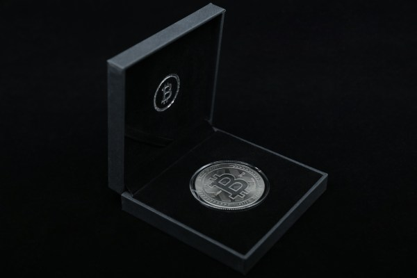 Here is the black offical BTCC mint presentation box.