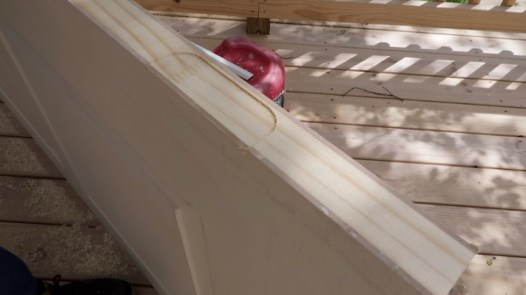 Replacing an interior door 8