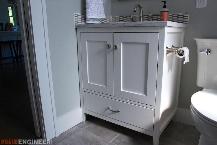 30in Bathroom Vanity Rogue Engineer