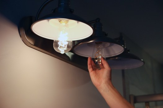 Vintage Lighting - Our First Flip 4