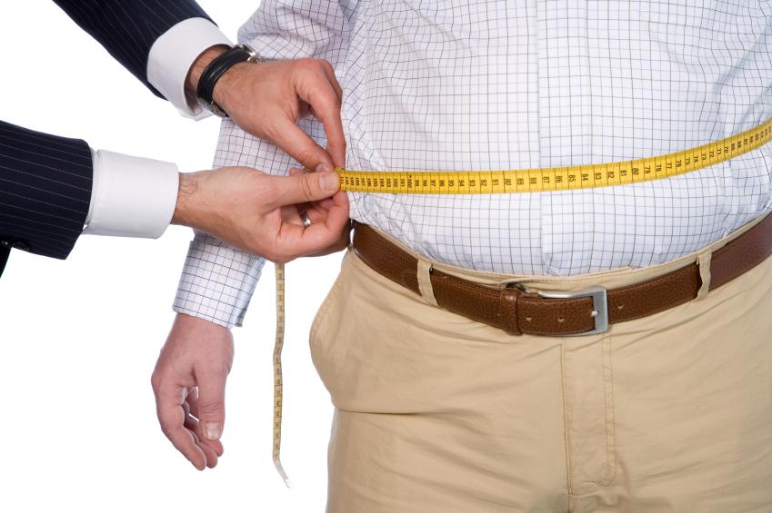 no obesity paradox